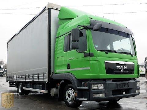 MAN TGL 12.220 BL продажа грузового авто в Москве