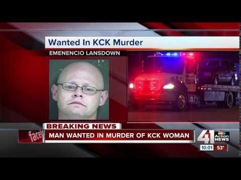 KCK police looking for man wanted in murder