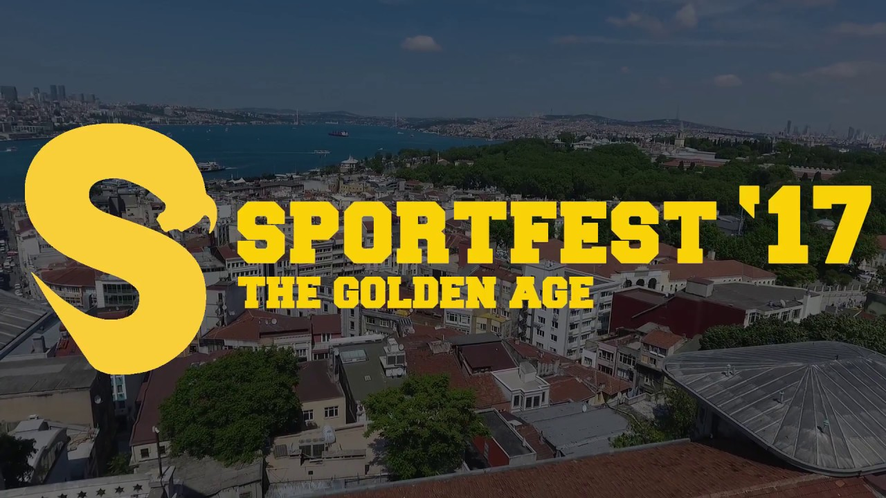 Sportfest '17 The Golden Age Aftermovie #1