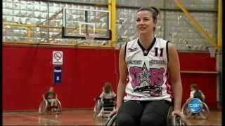 Deanna Smith playing in the WNWBL Thumbnail