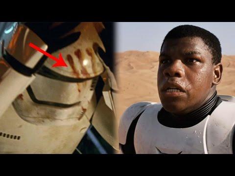 La Trágica razón por la que Fin se volvió bueno en Star Wars - El Despertar de la Fuerza