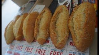 How to make White Baguette - Cách làm bánh mì Việt