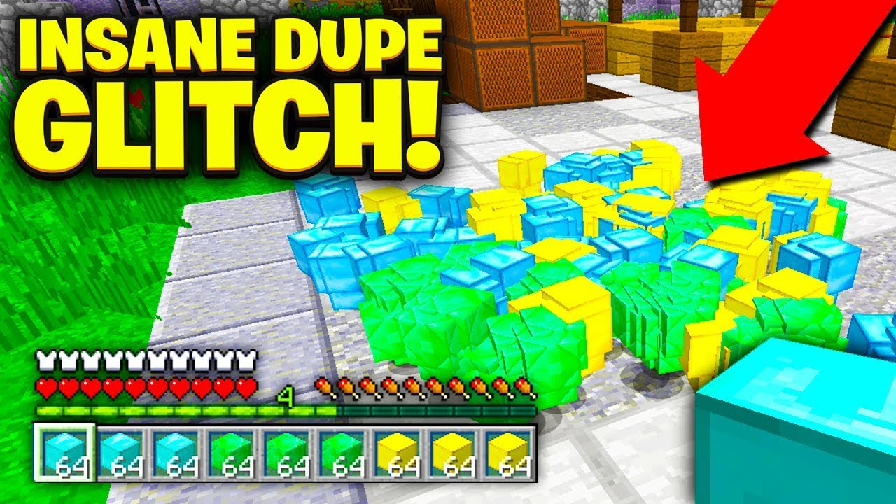 INSANE UNLIMITED ITEMS FACTIONS DUPE GLITCH! [STILL WORKING] | Minecraft  Duping