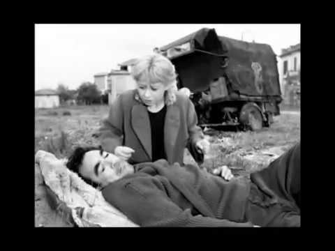 Gelsomina from La Strada, by Federico Fellini (1954)