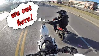 Don't Do it Taylor!! - Grom Ventures Ep. 37 Car Pulls Out In Front of Us!