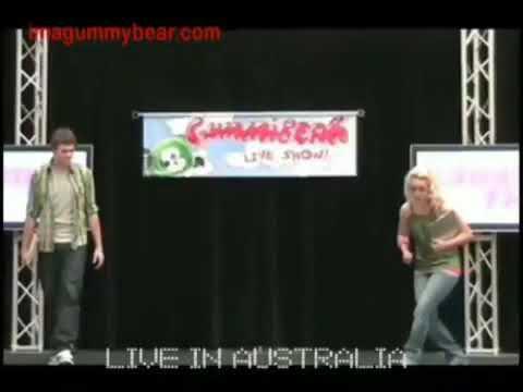 Gummy Bear Live Australia 12 Minutes