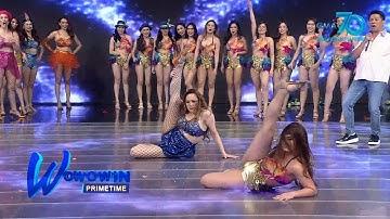Wowowin Primetime: Original 'Wow Girls,' nakipag-showdown sa 'Wowowin' dancers!