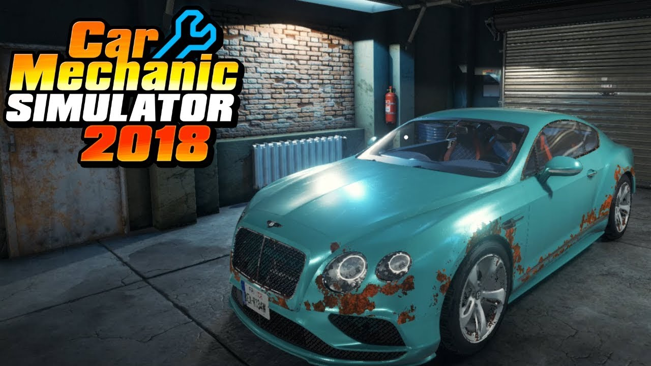 Car Mechanic Simulator 2018 Pc Xbox One Ps4 We Re Back With New