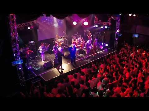 【東京アクティブNEETs】 ライブダイジェスト 博麗神社うた祭 - YouTube