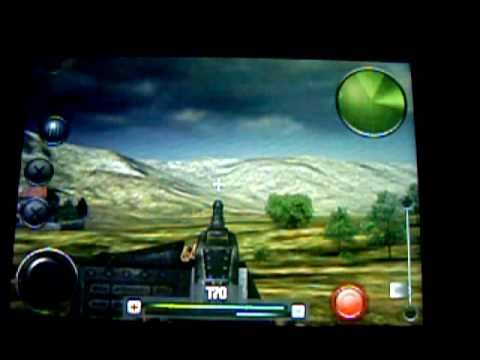 Artillery Brigade On iPhone Gameplay