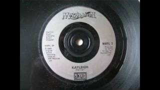 Marillion - Kayleigh (the original lyrics)