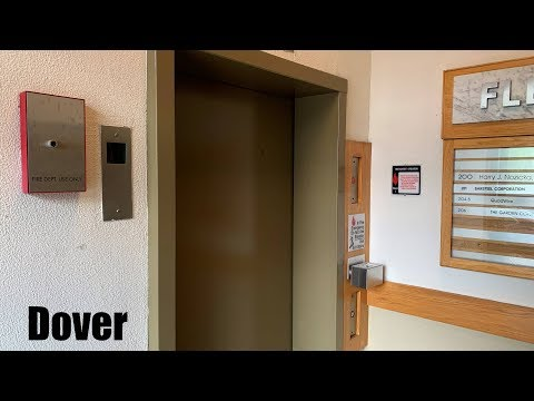 Dover Hydraulic Elevator @ The Fletcher Building - Highland Park, IL