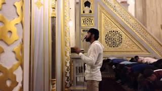 Гудермес мечеть Хайруллах тахаджуд намаз 3