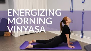 Energizing Morning Vinyasa