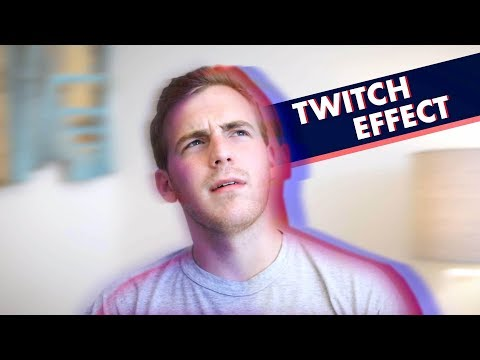 Twitch Effect - An Unexpected Lesson   Premiere Pro Tutorial