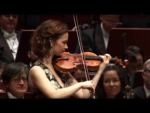 Bach: 3. Partita (Gigue) ∙ Hilary Hahn