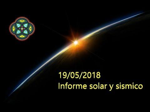 19/05 Un respiro muy hondo! Informe solar y sismico