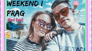 WEEKEND I PRAG med Emil | vlogg