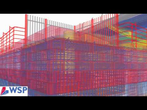 Tekla New Project Showcase - Crusell Bridge
