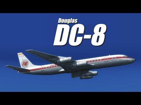 Douglas DC-8 – Official Video
