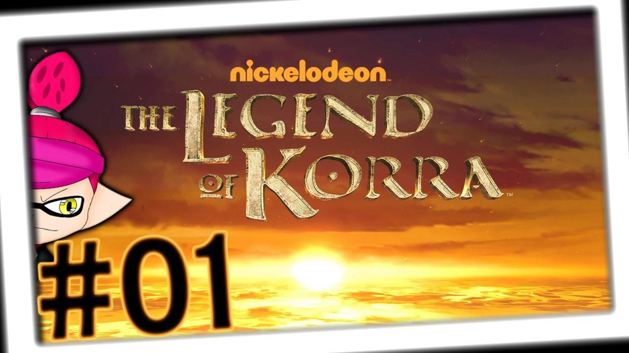 Legende Von Korra Folge 1