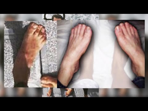 Download Youtube: Could These Feet in Bed With Aubrey O'Day Belong to Donald Trump Jr.?