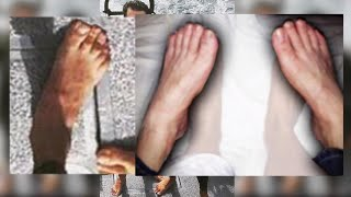 Could These Feet in Bed With Aubrey O'Day Belong to Donald Trump Jr.?