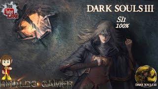 🔴 LIVE Dark Souls lll 100% SL1 Part 2