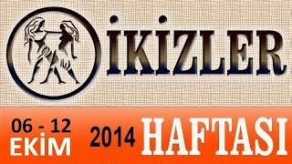 İKİZLER Burcu, HAFTALIK Astroloji Yorumu, 6-12 EKİM 2014