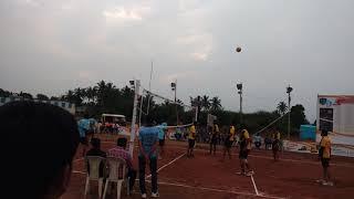 SB sports volleyball tournament(1)