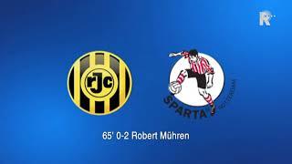 Video Gol Pertandingan Roda JC Kerkrade vs Sparta Rotterdam