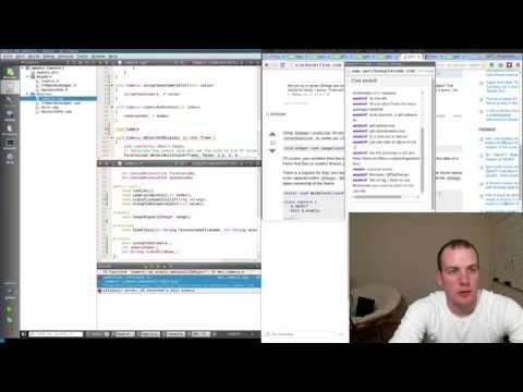 C++/Qt OpenCV Face Detection GUI