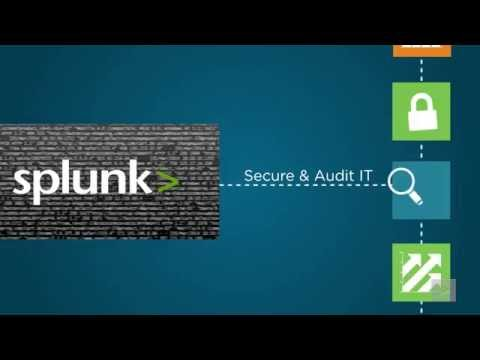 Splunk Enterprise Overview: Machine Data To Operational Intelligence