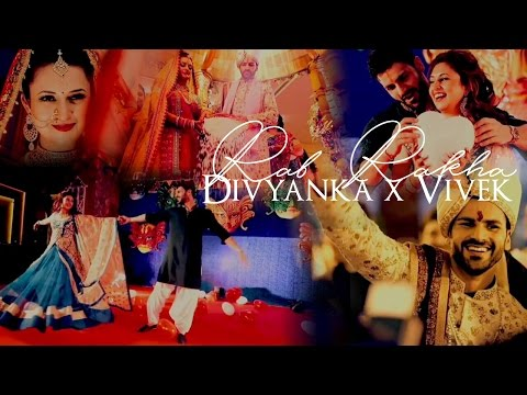 Divyanka x Vivek DivEk  Rab Rakha  HD