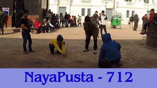 Playing with marbles | Little Princess Ayana | NayaPusta - 712
