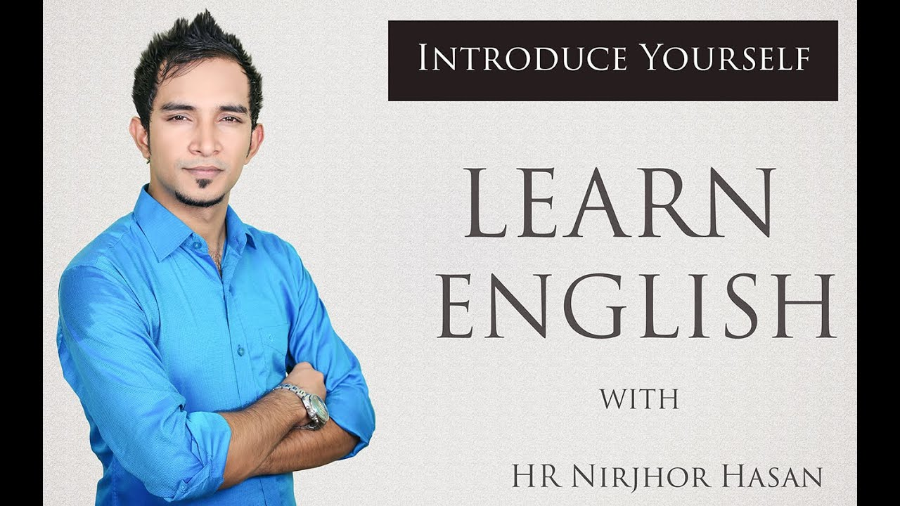 How to introduce yourself informally