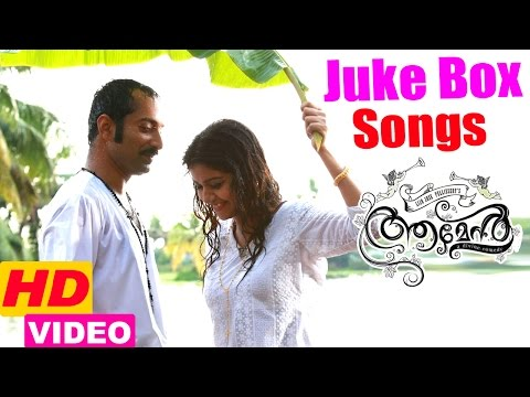 Amen Movie | Songs jukebox | Fahadh Faasil | Swathi Reddy | Indrajith | Prashant Pillai
