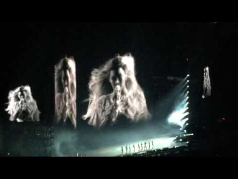 Beyoncé - Mine/ Baby Boy/ Hold Up/ Countdown - Formation World Tour Houston 9/22