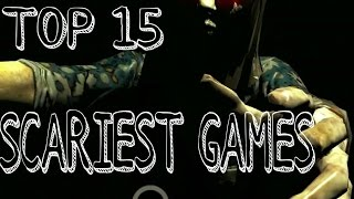 Top 15 Scariest Horror Games For Android
