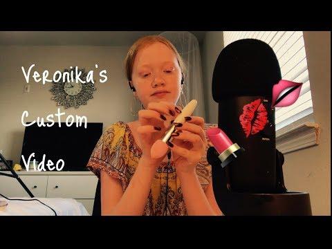 Veronika's Tapping Custom Video 🌈🌼😀