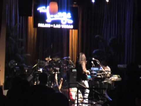 Marco Mendoza Trio at The Palms Casino, Las Vegas NV.-Marco Mendoza, Renato Neto and Joey Heredia