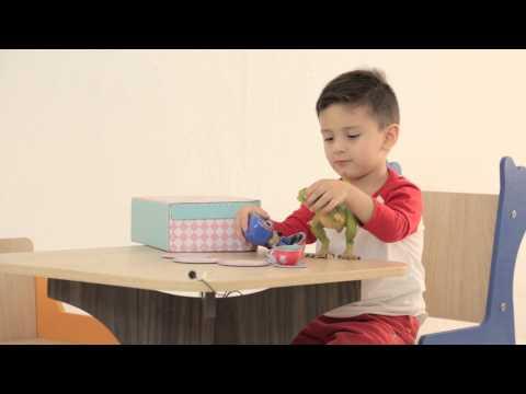Rosa o azul: juguetes que los niños prefieren