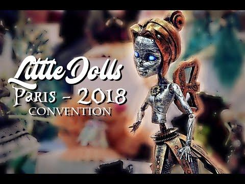 CONVENTION - LITTLE DOLLS PARIS 2018 (English sub)