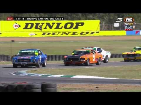 2016 Touring Car Masters - Queensland Raceway - Race 3