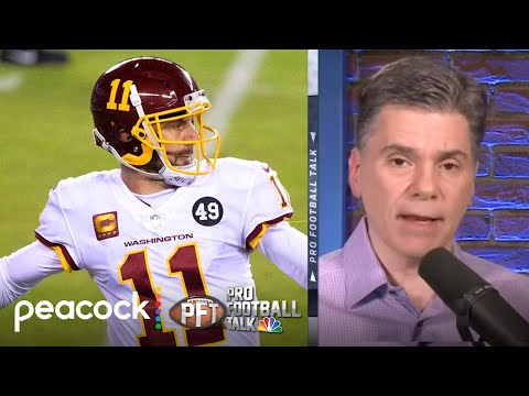 NFL Comeback Player of the Year Alex Smith retires after 16 seasons | Pro Football Talk | NBC Sports
