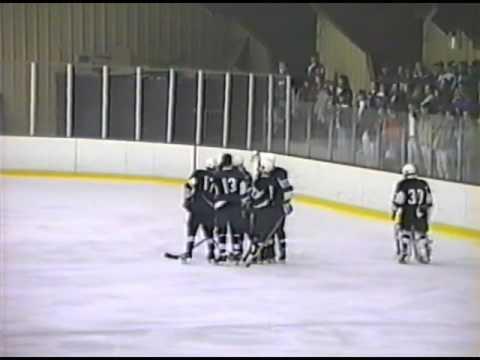 Greely vs Yarmouth 1992-Hockey