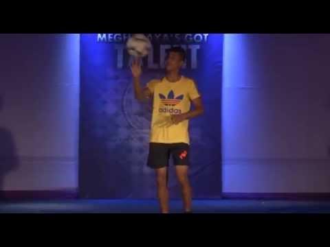 "Meghalaya's Got Talent 2015 Round 2 ""SAMBOKLANG K LYNGDOH"""