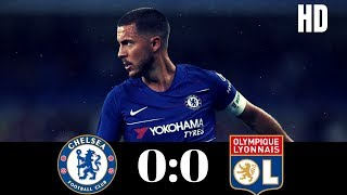 Chelsea vs Olympique Lyonnais 0:0 (5:4) - ICC 2018 - ALL GOALS & HIGHLIGHTS - 7th August, 2018