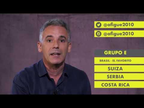 PRONÓSTICO DEL MUNDIAL 2018: Grupo E