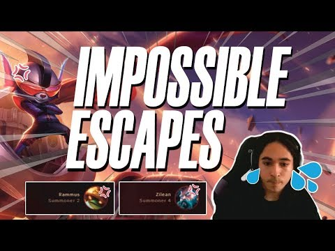Singed420 - THE MOST IMPOSSIBLE ESCAPE